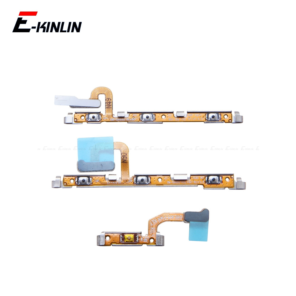 For Samsung Galaxy S7 Edge S8 S9 S10 Plus Power Switch On / Off Key Volume Button Flex Cable