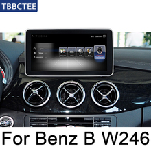 For Mercedes Benz B Class W246 2015~2019 NTG Car Android Radio GPS Multimedia player stereo HD Screen Navigation Navi Media