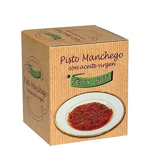 Felix Soto - Pisto Manchego