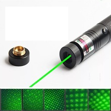 Hunting 532nm 5mw Green Hight Powerful Laser pointer lasers sight Lazer pen Burning Match with 303