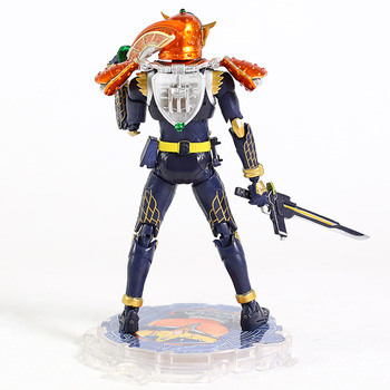 Masked RiderGaim Orange Arms SHF Action Figure Collectible Kamen Rider Toy 5