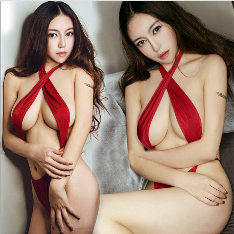 Bikini Set Sexy Women Swimwear Bandage Push Up Swimsuit Beachwear Bikini 2020 One Piece Padded Push-up Swimwear Women Bathers