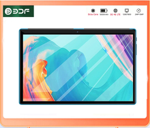 New 10.1 Tablet PC Android 10 Tablet CPU SC9863A IPS Octa Core 4GB RAM+64GB ROM 4G Network AI Speed-up Tablets Tap PC