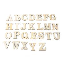 Photography-Props Letters Crafts Wood-Number English-Alphabet Home-Decoration Household-Arts