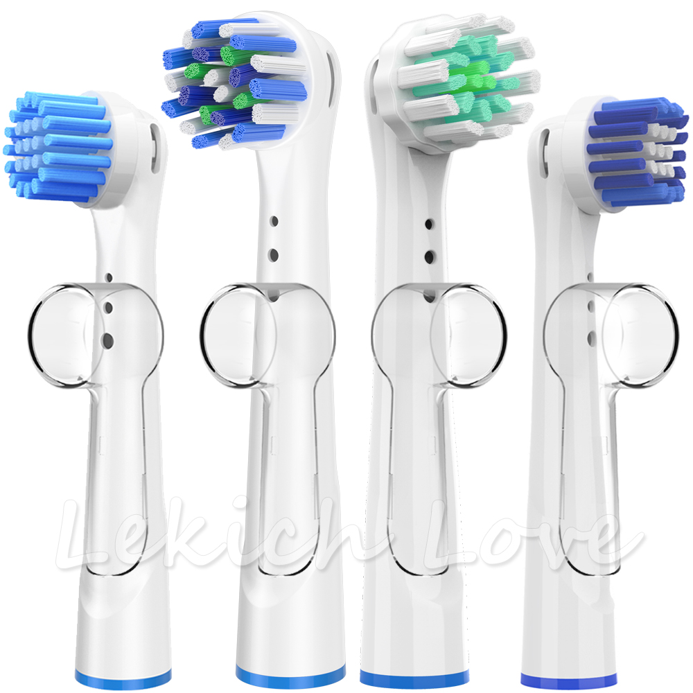 4 Pcs Toothbrush Heads for Oral B Electric Toothbrush with Protection Toothbrush Head Covers for Oral B Toothbrush Heads image