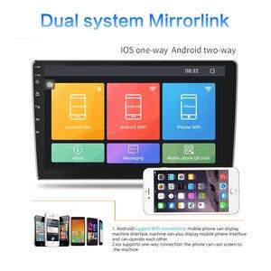 Image 5 - Android GO 2 Din 2G+ROM32G Car radio Multimedia Video Player Universal auto Stereo GPS MAP For Nissan Hyundai Kia toyota rav4