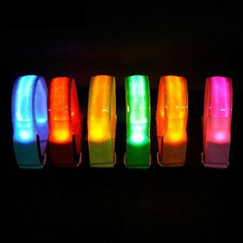 USB Charging Night Running or Cycling Led Armband