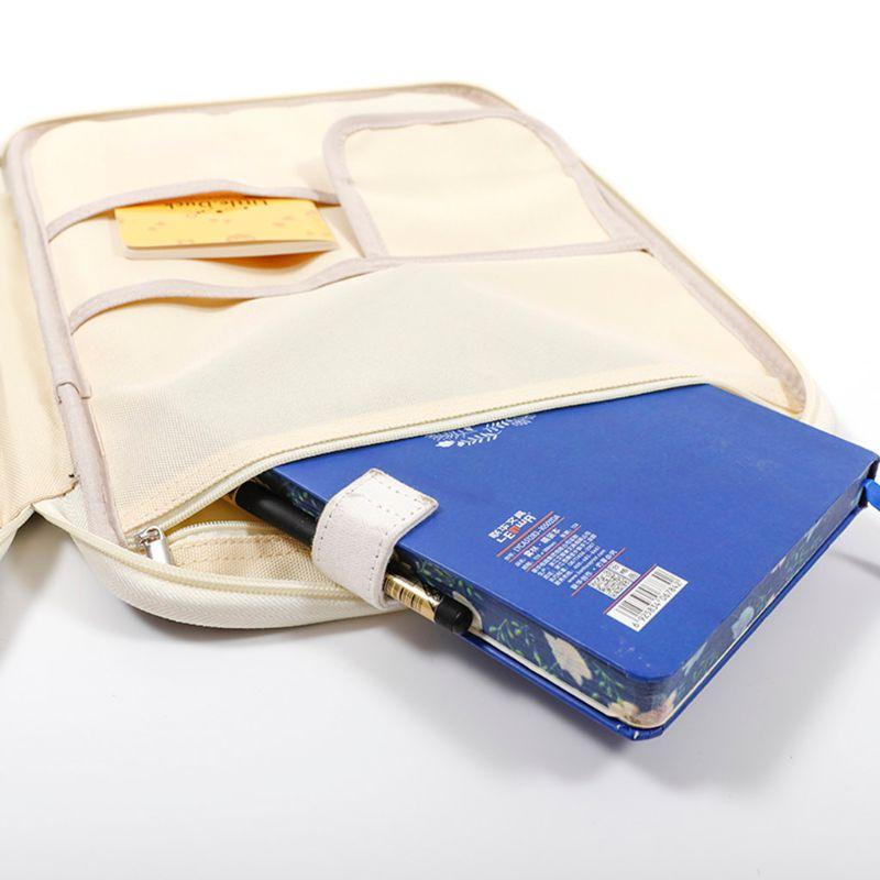 Notebook Laptop Floral Handbag Sleeve Bag Carry Case For Macbook Air Pro 13