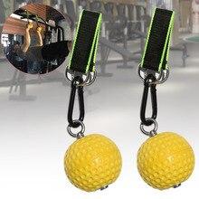 Скалолазание Pull Up power Ball Hold Grips прочный нескользящий ручной тренажер LMH66
