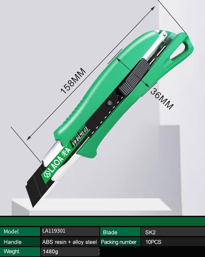 cortador papel bolso faca afiada ângulo arte