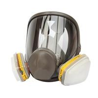 6800 6003 Suit Painting Spray Gas Mask Organic Vapors Safety Respirator Full Facepiece Protection Welding Respirator