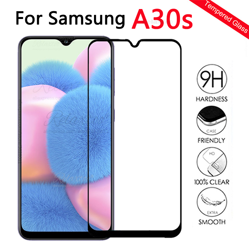 Protective Glass For Samsung A30S Screen Protector On The For Samsung Galaxy A30 S Tempered Glas A 30s Sm-A307F Display Film 9h