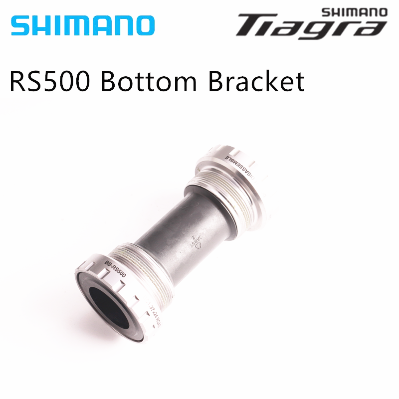 Shimano Tiagra Rs500 4700 Bottom Bracket Bsa British / English 68/73mm Thread Hollowtech II