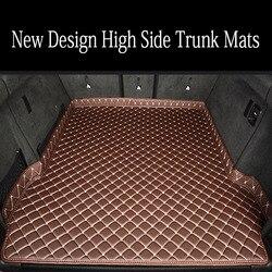 Niestandardowe maty bagażnika samochodu cargo Liner dla Mazda 5 Premacy 6D specjalne wykonane przypadku w każdych warunkach pogodowych pełna pokrywa samochodu  samochodu stylizacji dywan dywany wkładki| |   -
