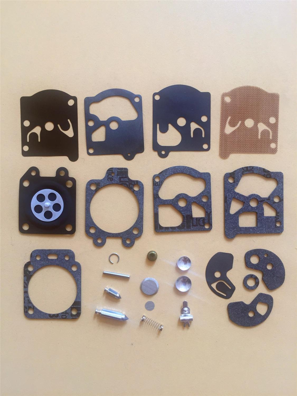 Carburetor Carb Repair Kit Gasket Diaphragm For Walbro WA WT Series K10-WAT RH