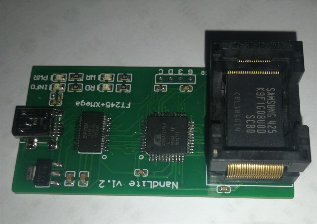 Responsible Tsop48 Nand Programmer Nandlite K9gag08u0e K9f2g08u0a Flash Memory Programmer Selling Well All Over The World