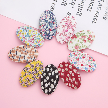2020 New 5 pcs Baby Summer Flower Headband Girl Hairband Hairpin Hair Clip Baby Barrettes Kids Child Girls Colorful Accessories 12 pcs korean style baby girl soft fur ball hair clip handmade barrettes head accessories new lovely gift for baby girls