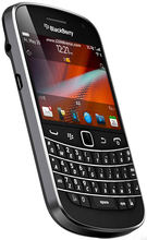 Original Unlocked Cell Phone Blackberry 9930 bold Qwerty keypad 2G/3G network 2.8″ touch screen WiFi used phone