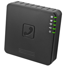 Wireless Router Telephone Voip Gateway WIFI Voice-Over-Ip-Gt202 Eu-Plug with 2-Ports