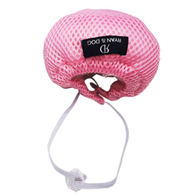 1 PC Pet Breathable Mask Anti-Fog And Dust-Proof Adjustable Travel Mask Double-Layer Filtration Good Air Permeability Safety 5
