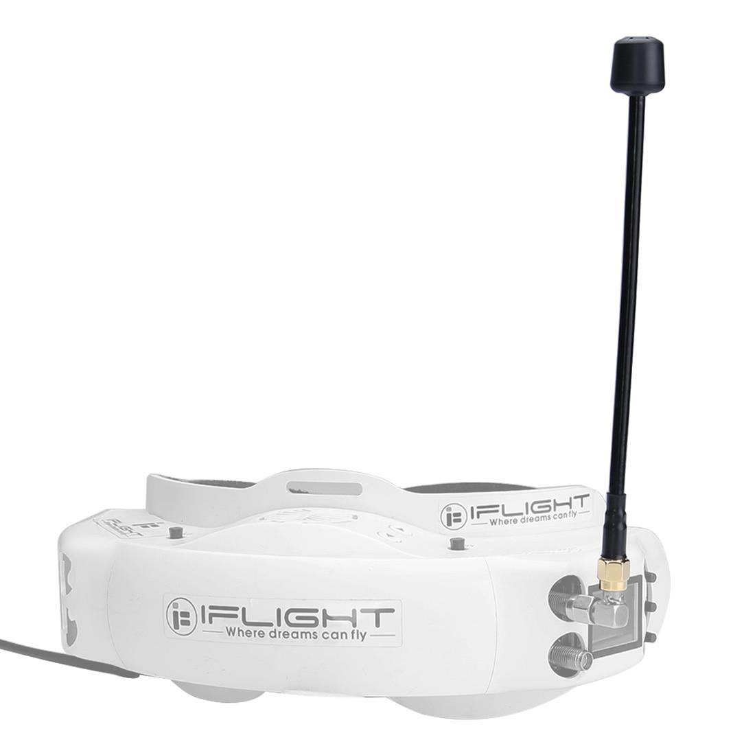 IFlight Albatross 5.8GHz 3Dbi 5000-6000MHz 150mm RHCP / LHCP RP-SMA / SMA FPV Antenna For Fatshark EV200D FPV Goggles FPV Drone