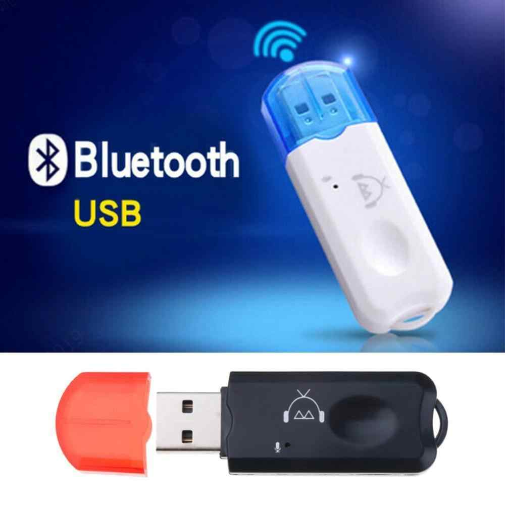 Usb Aux Bluetooth Ontvangende Wireless Audio Adapter Stereo Met Microfoon Voor Usb Auto MP3 Player Speaker Bluetooth Zender