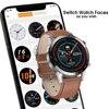 PL16 Smart Watch Men ECG PPG IP68 Waterproof Smartwatch 1 3inch 360 360 HD Full touch screen Fitness Sports watchs review