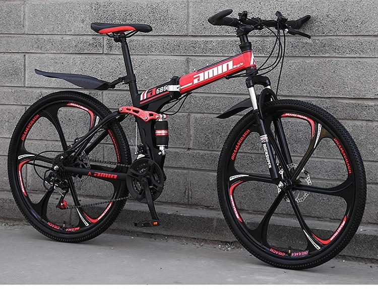 Hegyi kerékpár Amin
