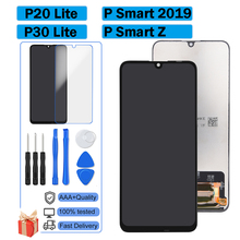 Perfect Repair AAA +++ For Huawei P Smart 2019 Z 20 30 Lite LCD Display Touch Screen Replacement Digitiger Assemblyi  100% Test
