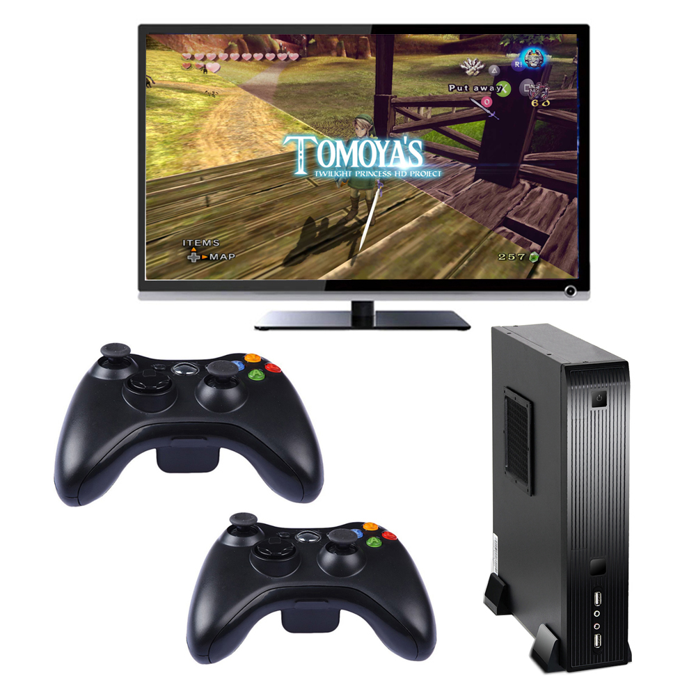 All Saints' Day Gift Computer Video Game Console Using XBOX 360 Wireless Controller
