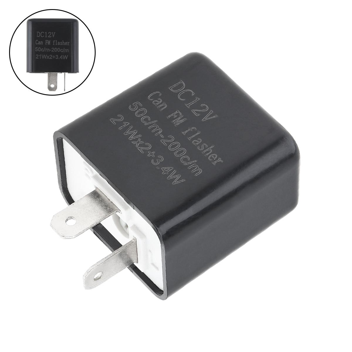 Indicateur de commutateur pour clignotant 12 V