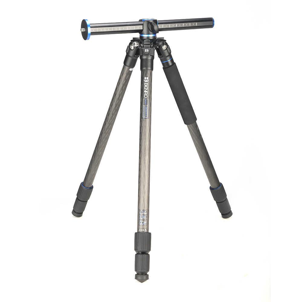 BENRO 1,58 кг портативный профессиональный штатив для камеры с 3 ножками для SLR камеры s без штативы goclassic GC257T
