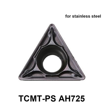 Original Tungaloy TCMT090204-PS TCMT110202-PS TCMT110204-PS TCMT110208-PS TCMT16T304-PS TCMT16T308-PS AH725 Carbide Inserts Tool фото