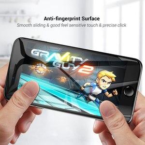Image 5 - KISSCASE 9D 9H protector de pantalla de película para iPhone 11 X XS X Max de vidrio templado para iPhone XR protectora de vidrio para iPhone 11 Pro Max