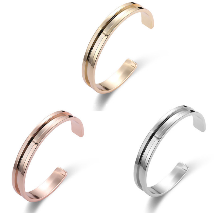 New Fashion Bangle Bracelets For Women Charms Bracelet Engagement Gifts AANGXSZ-SGR