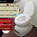 Стул для туалета/мобильный туалет для пожилых/домашний портативный комнатный дезодорант для беременных женщин