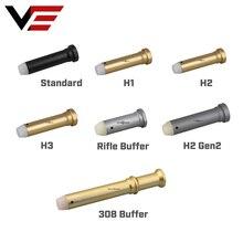 Ottica di vettore Rinculo Standrand H1 H2 H3 308 Buffer per. 223 5.56 AR15 AR10 M4 Carbine