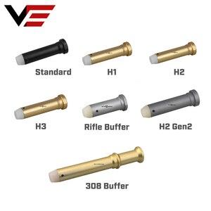 Image 1 - Vector Optics Recoil Standrand H1 H2 H3 308 буфер для. 223 5,56 AR15 AR10 M4 карбин