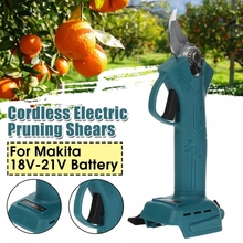 Electric Pruning Shears Branch-Cutter Cordless Makita Garden-Tools for 18v-21v/Battery/No-Included