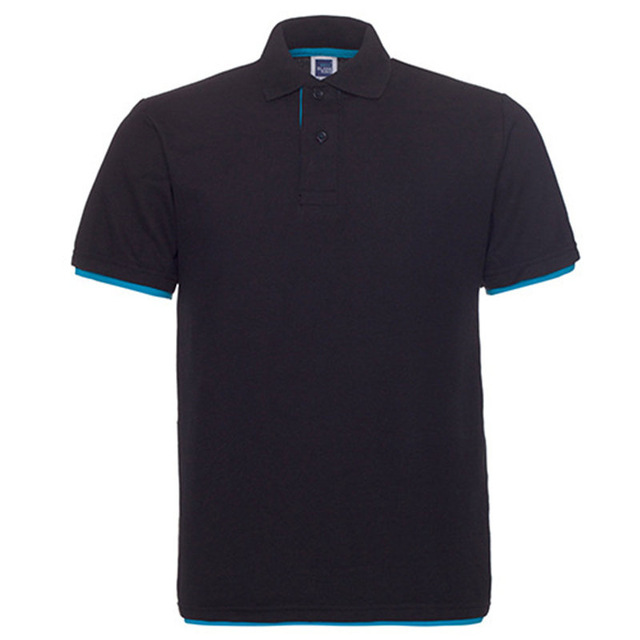 Black-lake blue