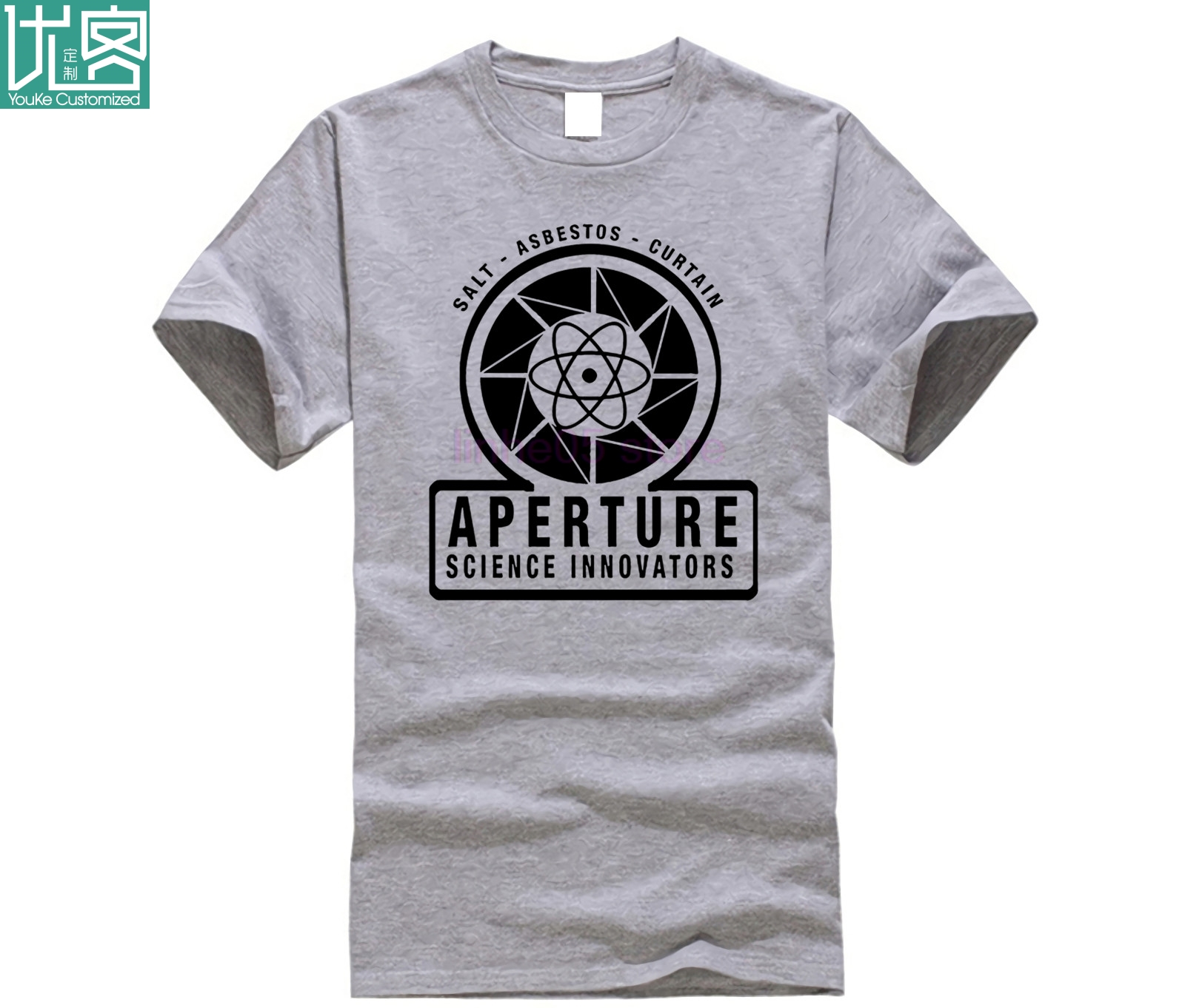 VINTAGE APERTURE SCIENCE INNOVATORS LONG SLEEVE T-SHIRT Laboratories Portal