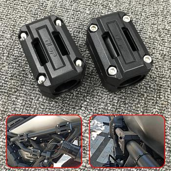22/25/28mm For Honda CRF1000L Motorcycle parts Engine Guard Bumper Protection Decorative Block For BMW image