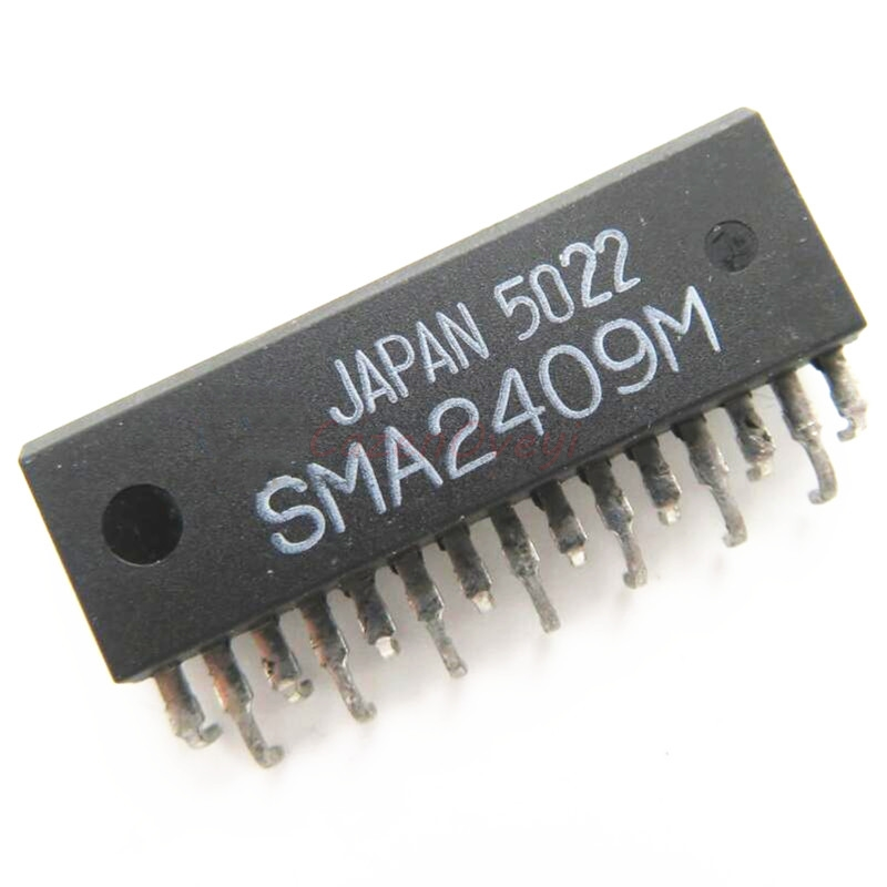 1pcs/lot SMA2409M SMA2409 ZIP-15 In Stock