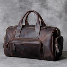 MAHEU/Новинка года; модная брендовая дизайнерская деловая дорожная сумка для мужчин; Уличная обувь из натуральной кожи; спортивная сумка; Мужская обувь; Цвет Кофейный, черный