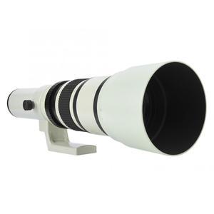 Image 5 - プロ 500 ミリメートルF6.3 望遠レンズ固定マニュアルフォーカス光学多層コーティングカメラレンズデジタルカメラデジタル一眼レフ用カメラ
