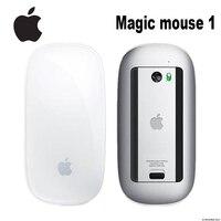 Apple Magic Mouse 1 Wireless Bluetooth Mouse Original For Mac Book Macbook Air Mac Pro Ergonomic Design Smart Multi Touch Mouse 1
