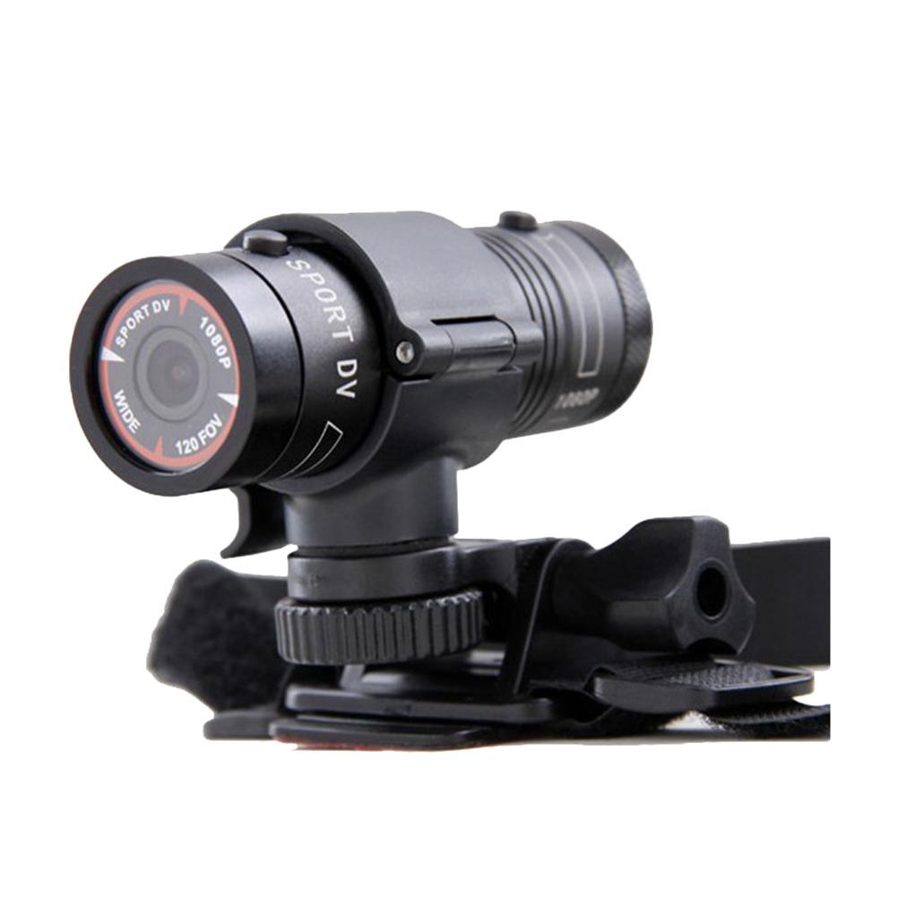 Motocykl motor Camera Full HD 1080P Mini sport aparat dv kask motocyklowy Action DVR kamera wideo do sportów na świeżym powietrzu