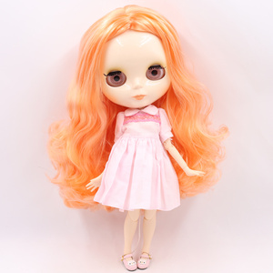 Image 5 - ICY DBS Blyth doll No.2 glossy face white skin joint body 1/6 BJD special price ob24 toy gift