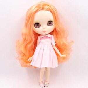 Image 5 - ICY DBS Muñeca Blyth No.2, cara brillante, cuerpo articulado de piel blanca, 1/6 BJD, precio especial, ob24, juguete para regalo