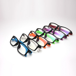 New Style Wholesale Plain Glasses Ultravioletray Glasses Rayban plus Film Glasses Men And Women-